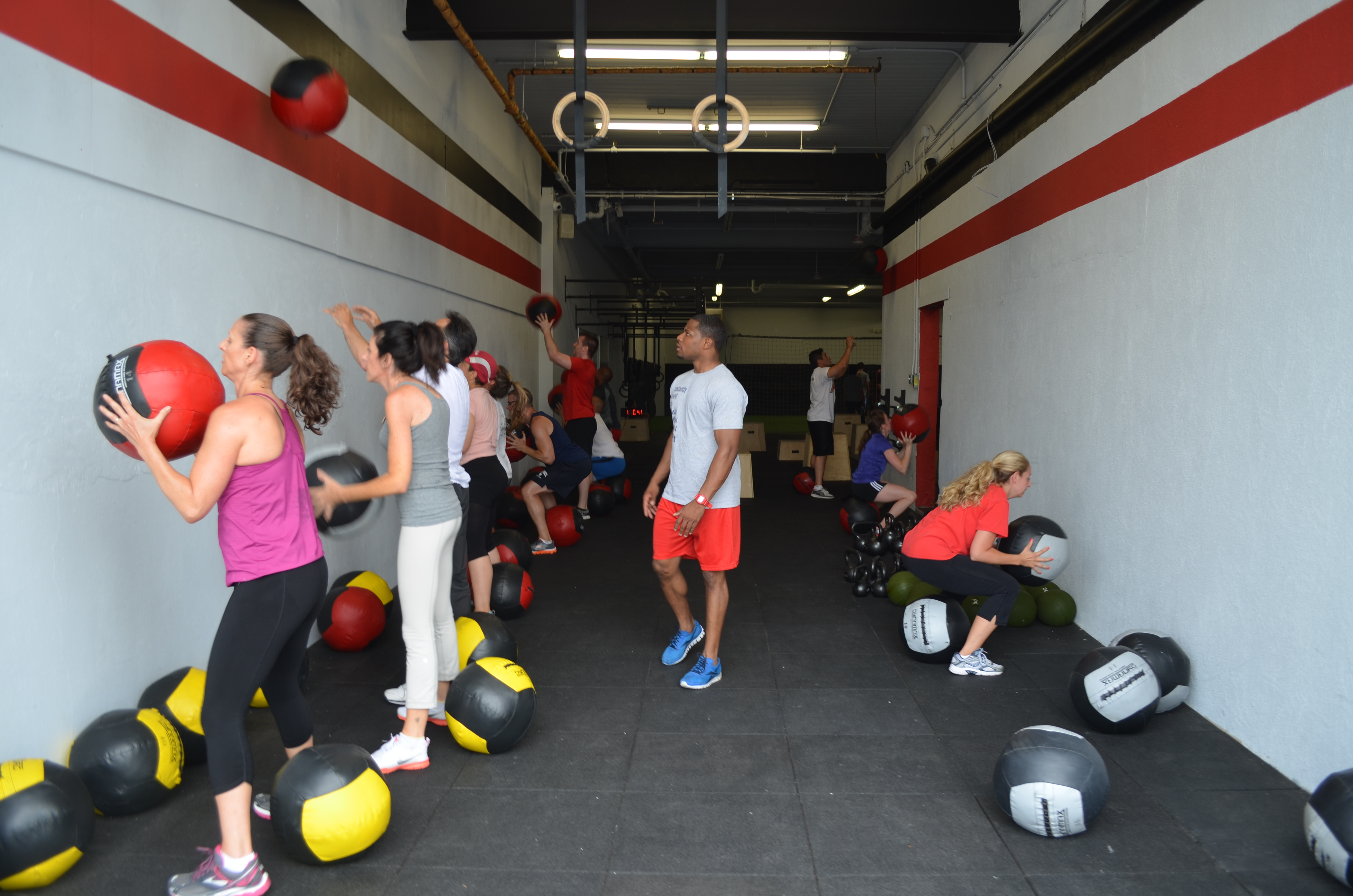 Crossfit Long Island Strong