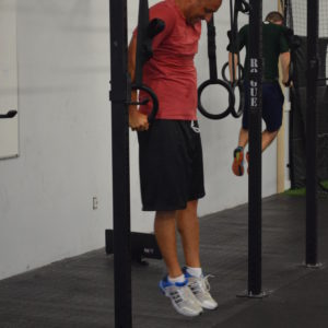 Crossfit Wod Back Squat