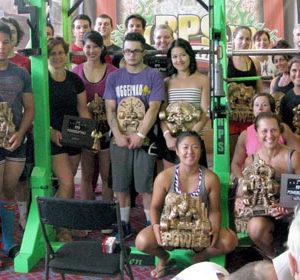 "CrossFit Strong Island hosts RPS ""Heatwave"" meet"