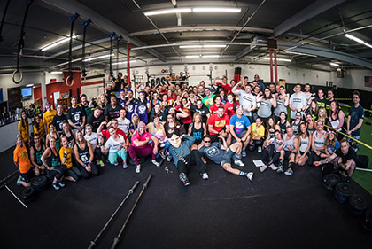 About Crossfit Strong Island